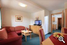 Unsere gemütlichen Appartements und Zimmer