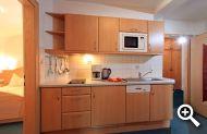 Unser Appartement für 4-6 Personen