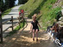 Alpinolino - der Entdeckerpark am Berg