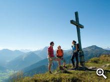 Gipfelsieg in den Kitzbüheler Alpen © by Albin Niederstrasser